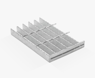 The offshore type electrowelded grating